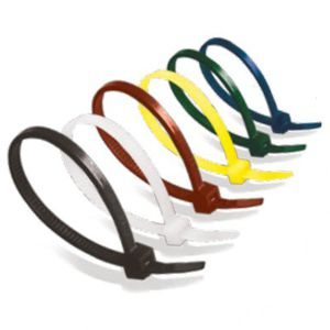 polyamide cable tie / UV-resistant / heat/cold-resistant