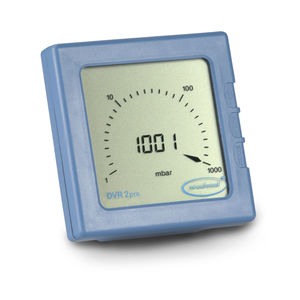 capacitance diaphragm vacuum gauge / digital / portable / chemical-resistant