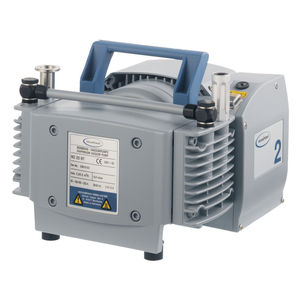 diaphragm vacuum pump / oil-free / two-stage / compact