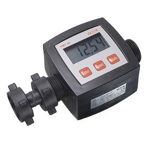 turbine flow meter / digital / for liquids / digital