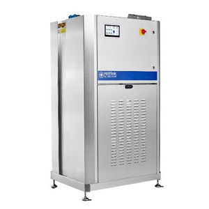 cold water cleaner / electric / stationary / stainless steel