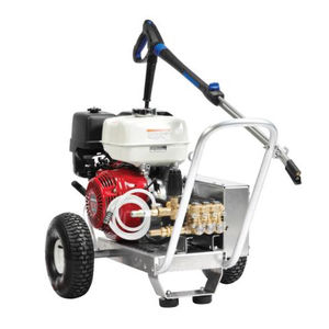 cold water cleaner / with combustion engine / mobile / high-pressure