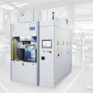 vertical machining machine