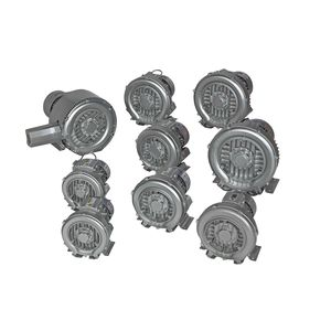 air blower / centrifugal / side-channel / single-stage