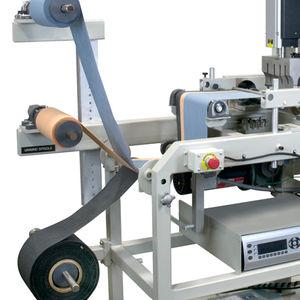 ultrasonic sewing machine / programmable / fabric