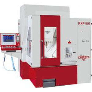 3-axis CNC machining center / vertical / rigid