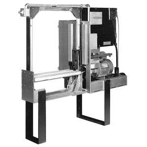 manual strapping machine / stainless steel / modular