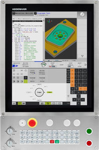 HEIDENHAIN CNC controllers - All the products on DirectIndustry
