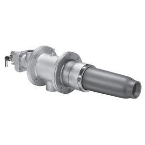 natural gas burner / recuperative / excess air