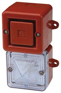 fire warning horn / with xenon beacon