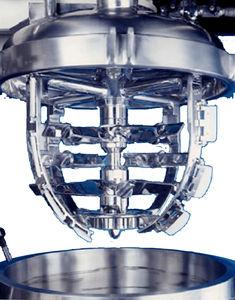 rotor-stator homogenizer