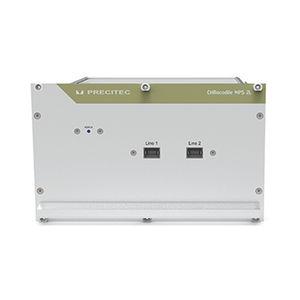 DIN rail optical sensor