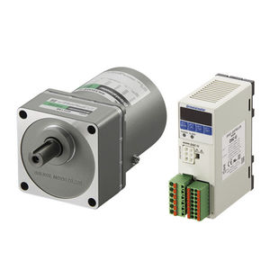 AC motor / asynchronous / 220 V / variable-speed