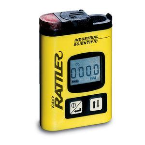 single gas detector / hydrogen sulfide / carbon monoxide / electrochemical