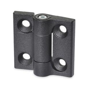 die-cast zinc hinge