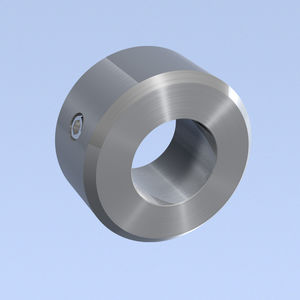 rigid coupling / shaft collar / sleeve and shear pin