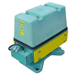 electromagnetic vibrator / multi-product / for hopper / for silos