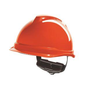 construction helmet / EN 397 / EN 50365 / reflective