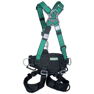 safety harness / lateral fixation point / Sternal attachment point / full-body