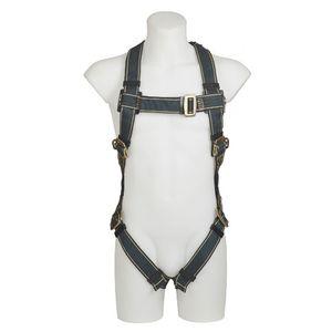 fall-arrest harness / dorsal fixation point / full-body / EN 361