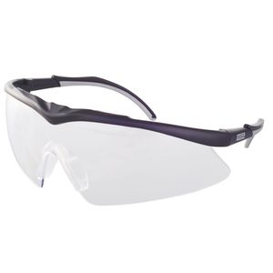 ballistic safety glasses / UV / polycarbonate / with anti-scratch coating
