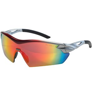 UV safety glasses / polycarbonate / nylon / with anti-scratch coating