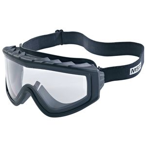 polycarbonate protective goggles / anti-fog coating / with anti-scratch coating / prescription