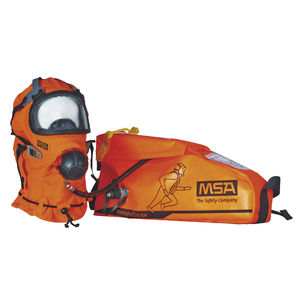 insulated breathing apparatus / positive pressure