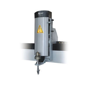 water-jet cutting head / 3-axis / 2D