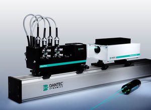 continuous laser system / fiber optic / green