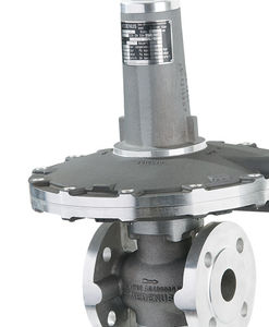 air pressure relief valve / for compressed air / for gas / high-pressure