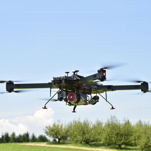quadrotor UAV / aerial photography / monitoring / mapping