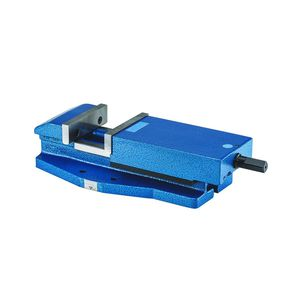 machine tool vise / universal / screw / swivel