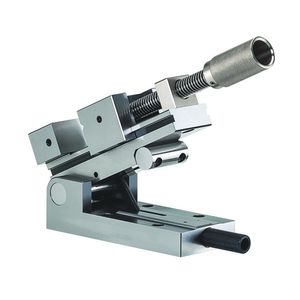 grinding machine vise / manual / swivel / precision