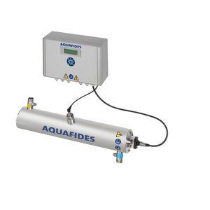 UV water purification unit