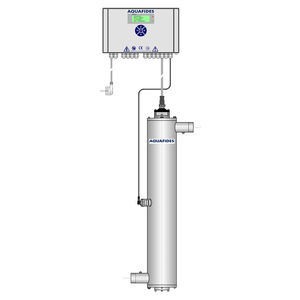 UV water purification unit