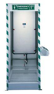 hazardous environment shower cubicle