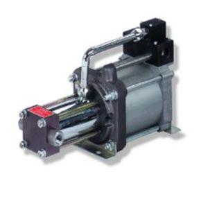 piston pressure booster
