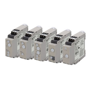 solid-state timer / DIN rail