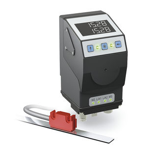 position indicator / LCD / for magnetic sensors