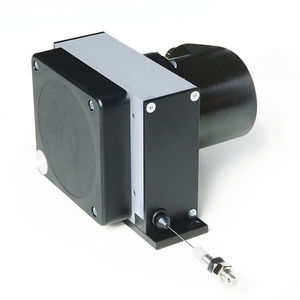 incremental draw-wire encoder / absolute / robust