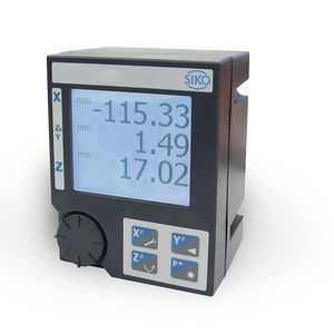 LCD displays / compact / 160 x 128 / electronic