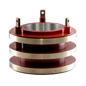 electric motor slip ring / for marine applications / for cranes / for railway applications