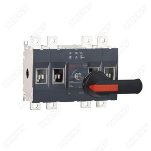 high-voltage disconnect switch / DC / for photovoltaic applications / UL98