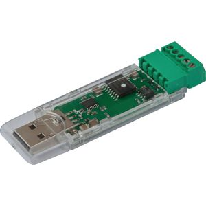 RS-485 USB converter / industrial / compact / fast