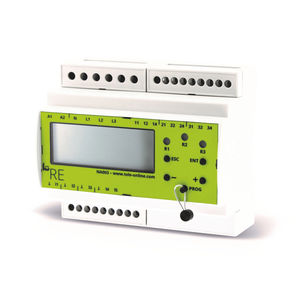 grid and system protection relay