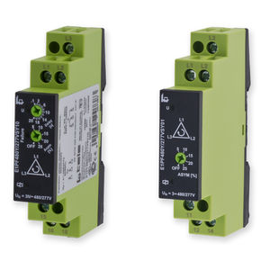voltage monitoring relay / phase sequence / phase loss / phase unbalance