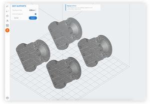 modeling 3D printing software