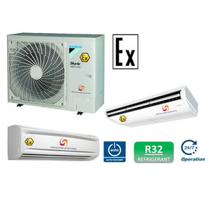 wall-mounted air conditioning unit / ceiling-mounted / offshore / ATEX
