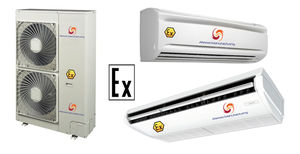 wall-mounted air conditioner / ceiling-mounted / floor-standing / explosion-proof